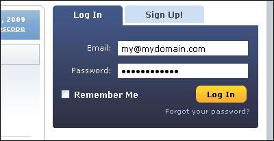 Domain livejournal myspace.com